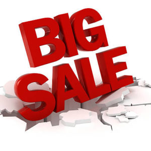 Big Sale !!